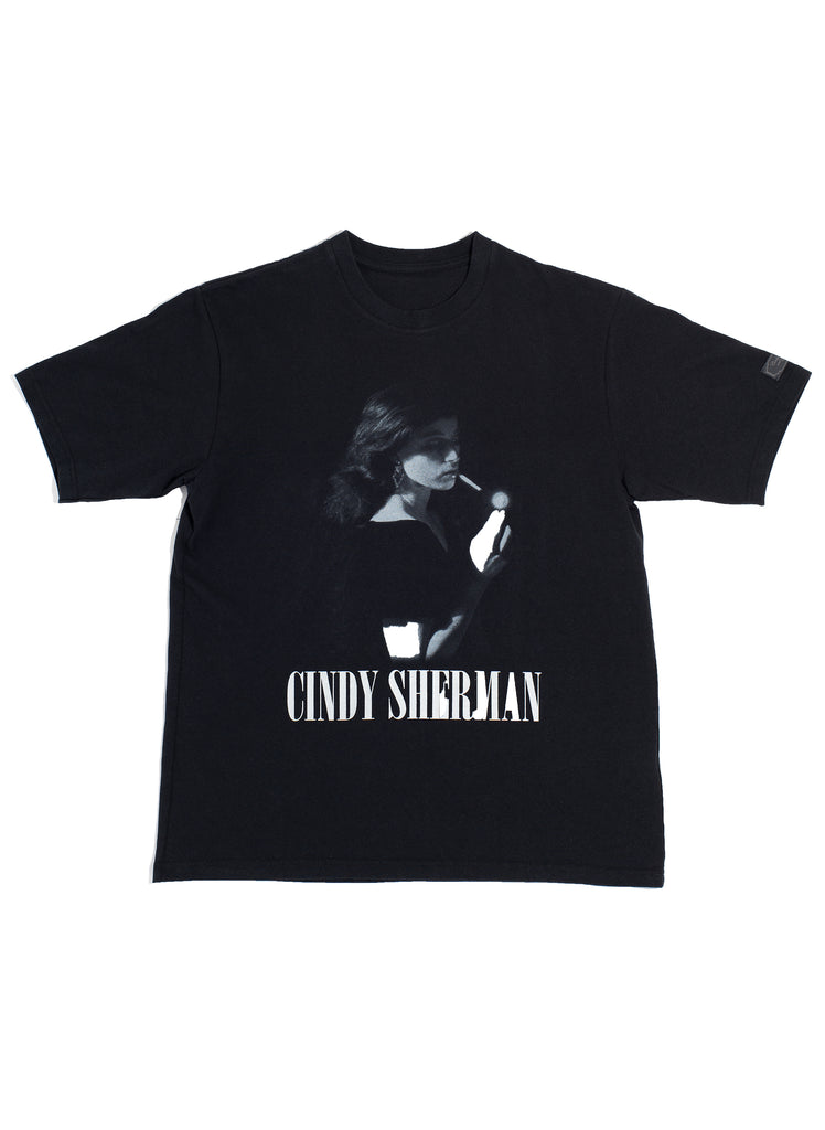 "UNDERCOVER ""Cindy Sherman S/S Tee"" Black"