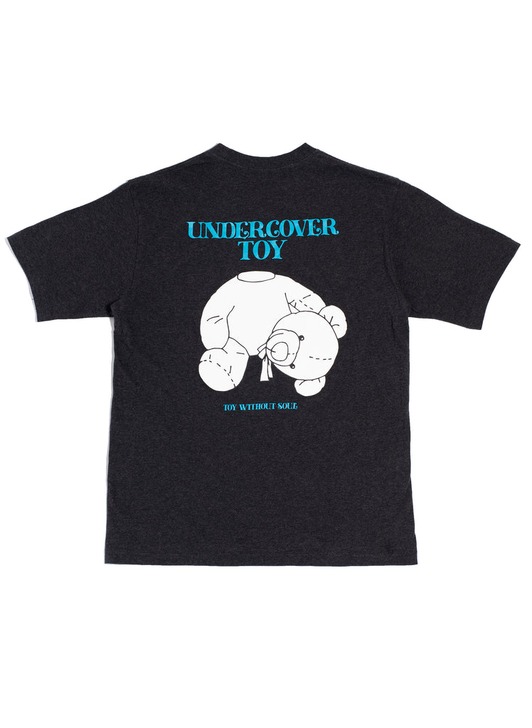 "UNDERCOVER ""UNDERCOVER TOY S/S Tee"" Charcoal"