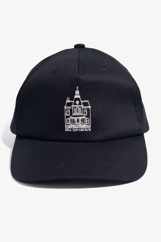 "UNDERCOVER ""Hill Top Church Hat"" Black"