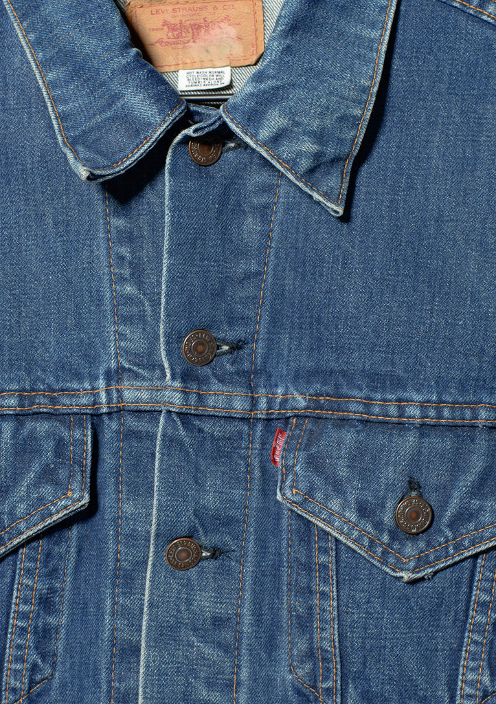 "LEVI'S 70505 ""Big E"" - Size Approx 40"