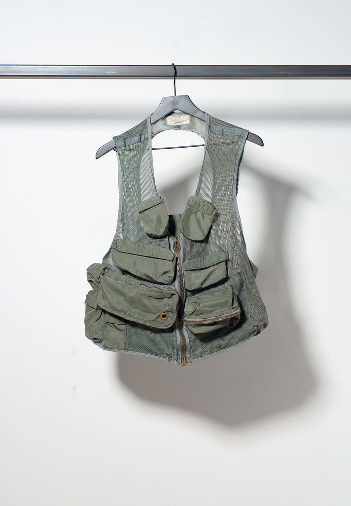 USAF Survival Mesh Vest - Large