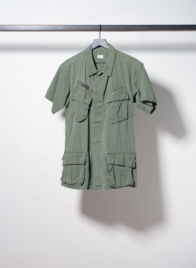 S/S Jungle Fatigue Shirt - Large/Regular