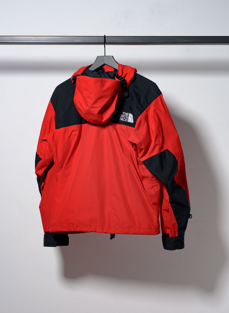 TNF Mountain Jacket - Red/Black - Small