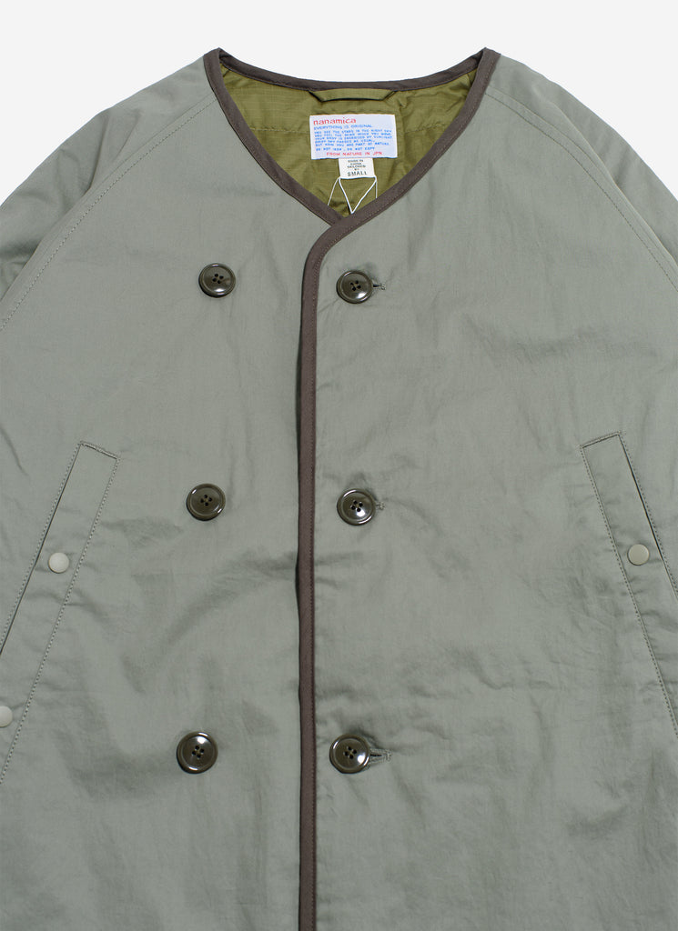 "nanamica ""nanamican Down Coat"" Ceder"