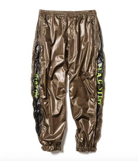 Flagstuff 'Nylon Track Pants' OD