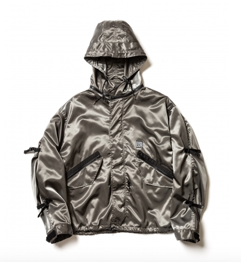 Flagstuff 'Custom M-51 Jacket' Grey