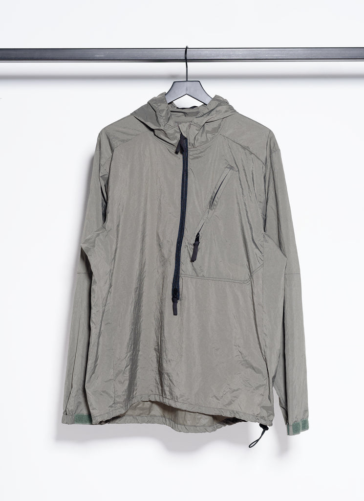 PCU Lv4 Wind Smock - Gray - Large