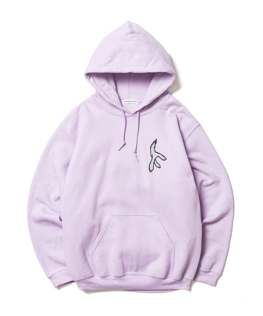 "Flagstuff ""Monster Hoodie"" Purple"
