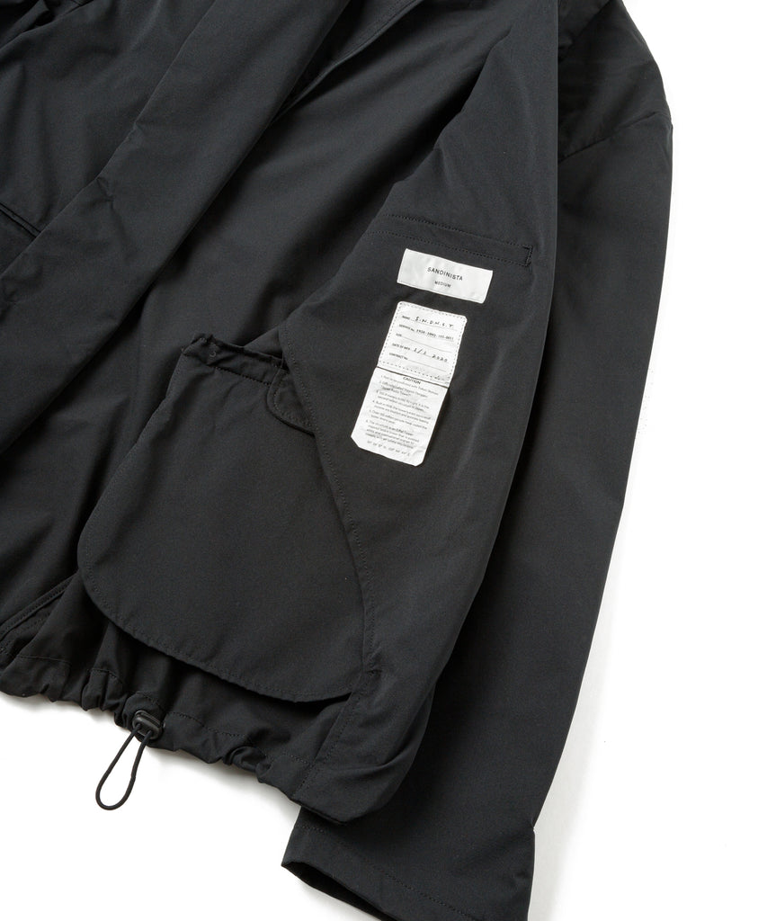 "Sandinista MFG ""Move Fit Jacket"" Black"