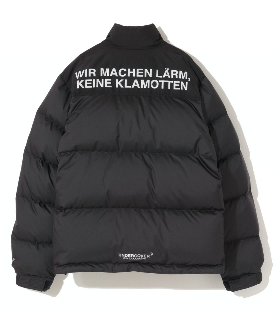 "UNDERCOVER ""UCZ4209-3 Puffer Jacket"" Black"