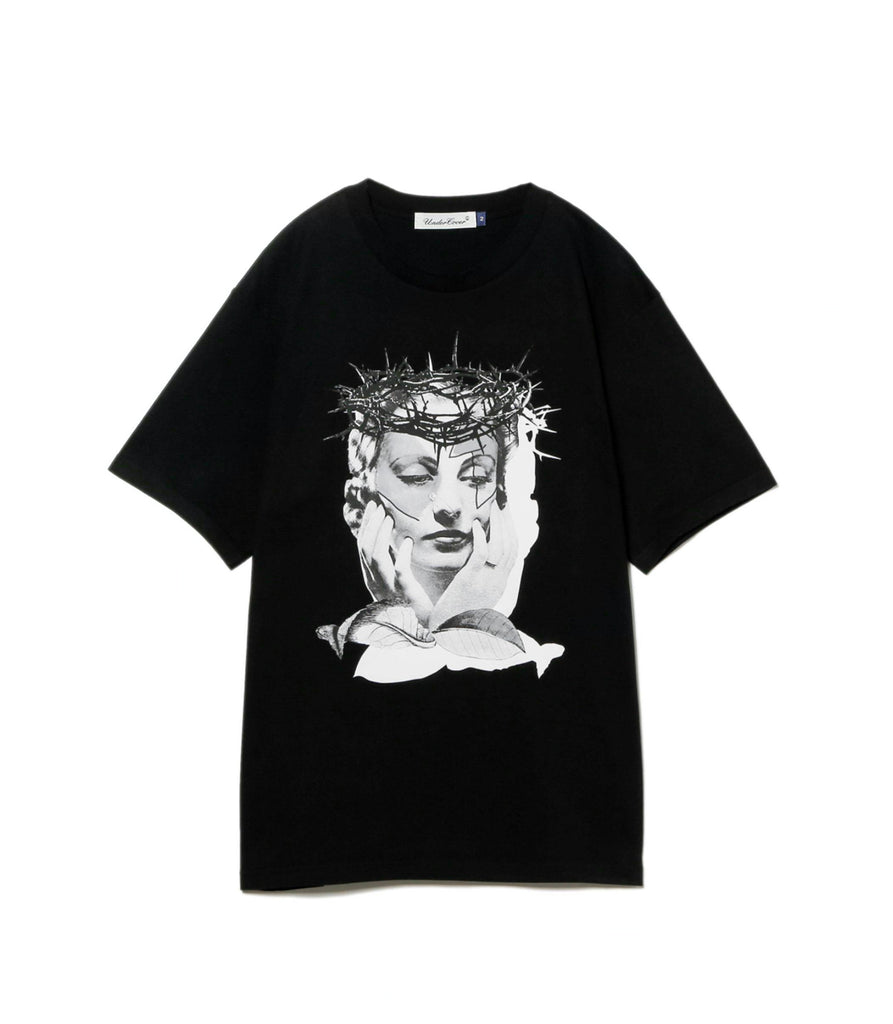 "UNDERCOVER ""S/S Tee-UC1A3815"" Black"