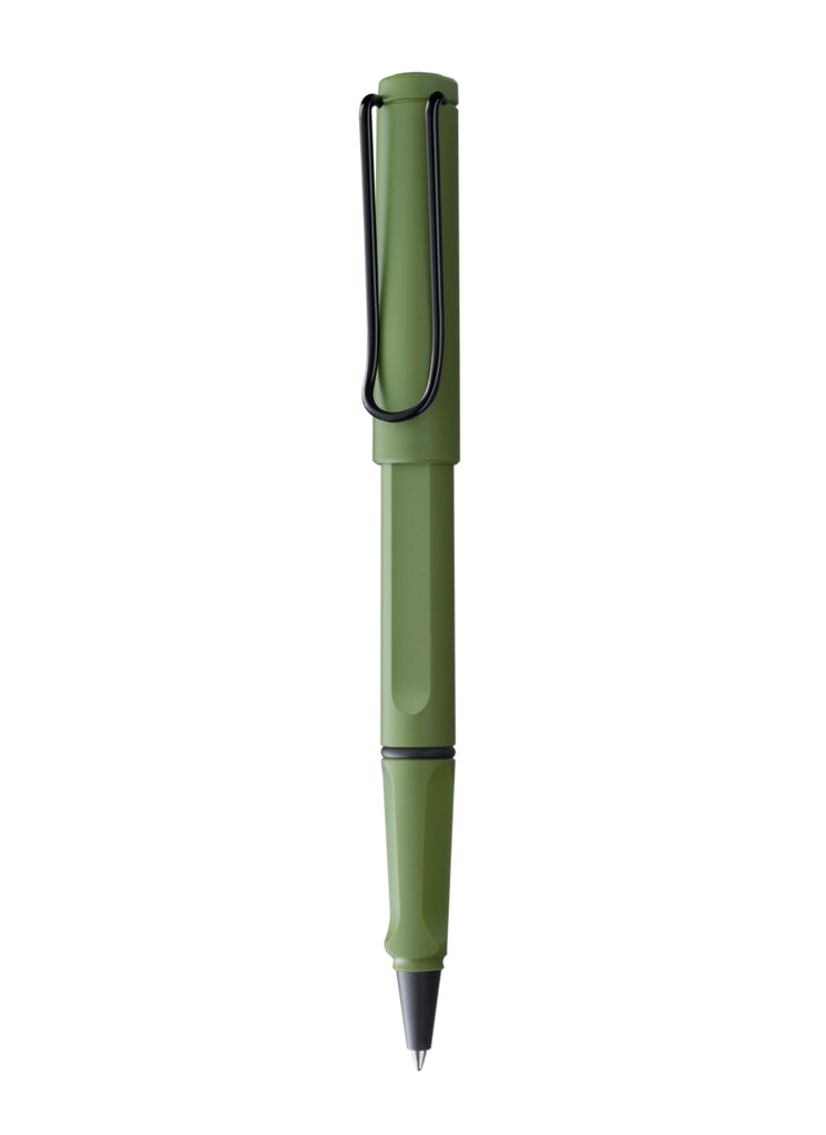 "LAMY ""Safari Rollerball Pen"" Savannah Green"
