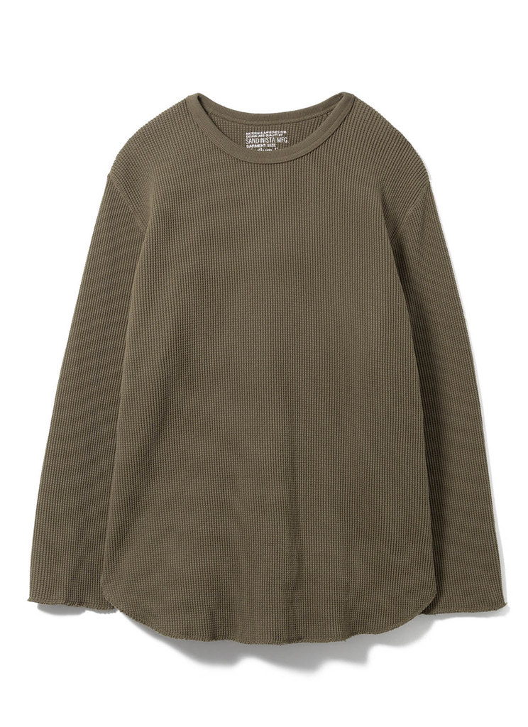 "Sandinista MFG ""Heavy Thermal Top"" Khaki"