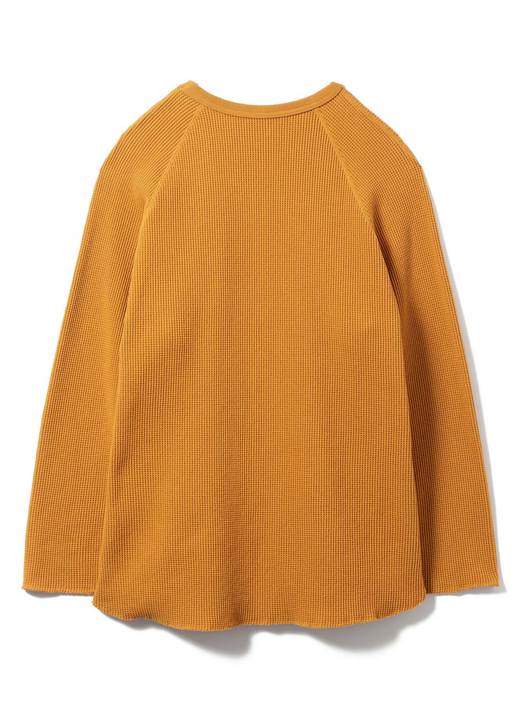"Sandinista MFG ""Heavy Thermal Top"" Mustard"