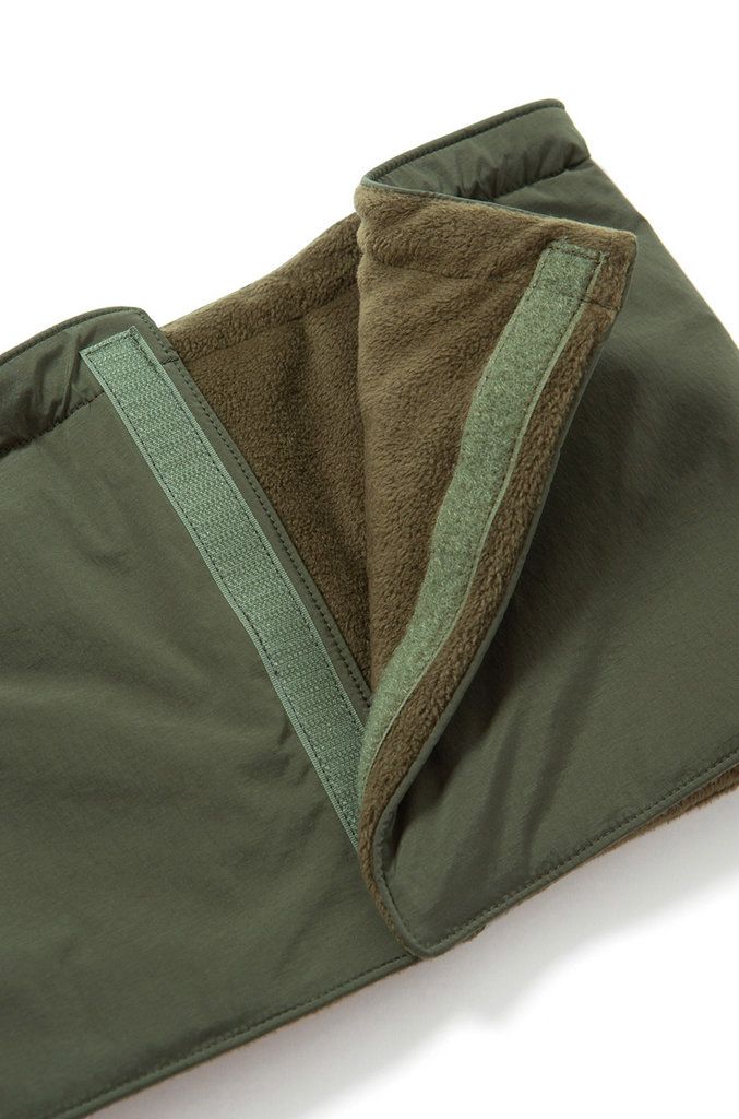 "Sandinista MFG ""ECWCS Neck Warmer"" Olive"