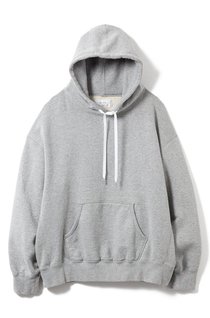 "Sandinista MFG ""Hooded Sweatshirt"" Heather Gray"