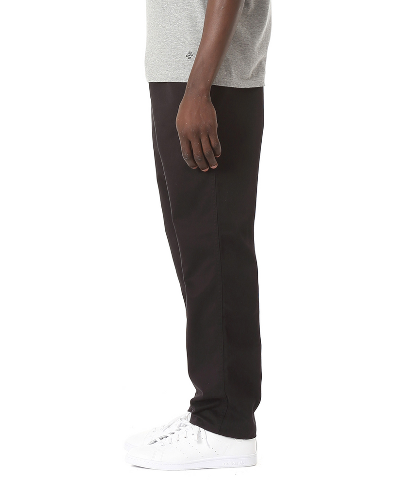 "Sandinista MFG ""B.C Chino Pants Straight"" Black"