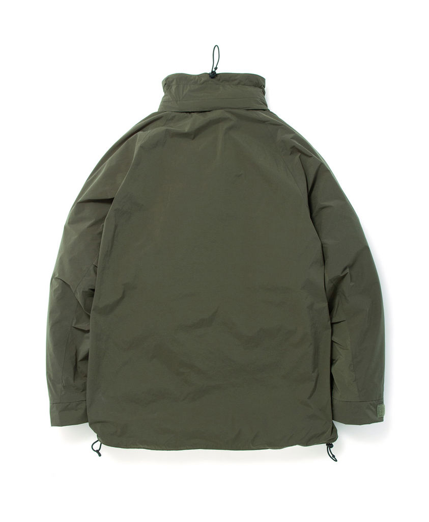 "Sandinista MFG ""Stretch Nylon Fleece Jacket"" Khaki"