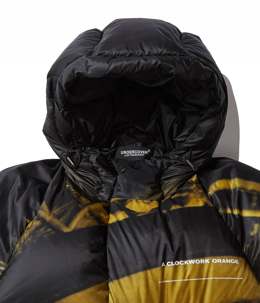 "UNDERCOVER ""UCX4205-1"" Down Jacket"