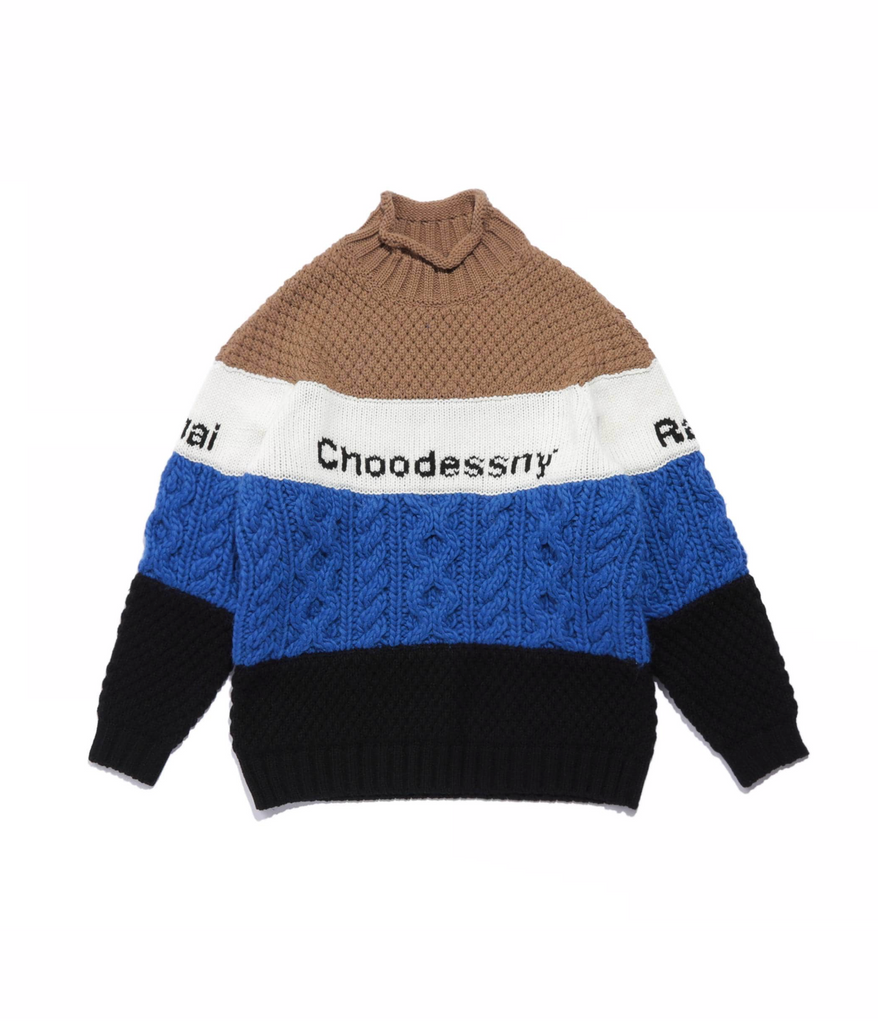 "UNDERCOVER ""UCX4905"" A Clockwork Orange Sweater"