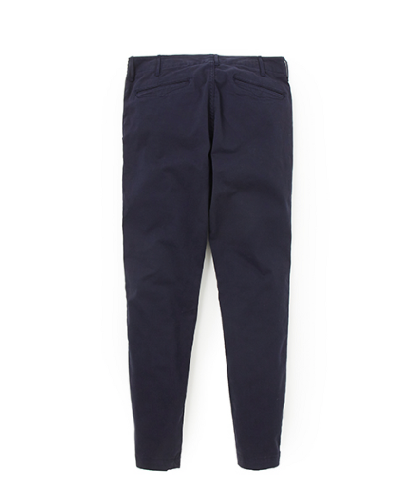 "Sandinista MFG ""B.C Chino Stretch Pants -Tapered-"" Black"