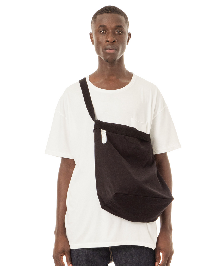 "Sandinista MFG ""Chino Daily Shoulder Bag"" Black"