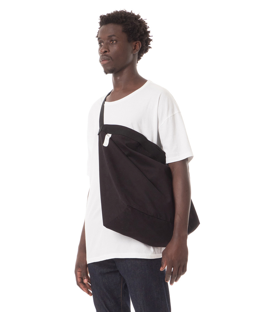 "Sandinista MFG ""Chino Draper's Shoulder Bag"" Black"