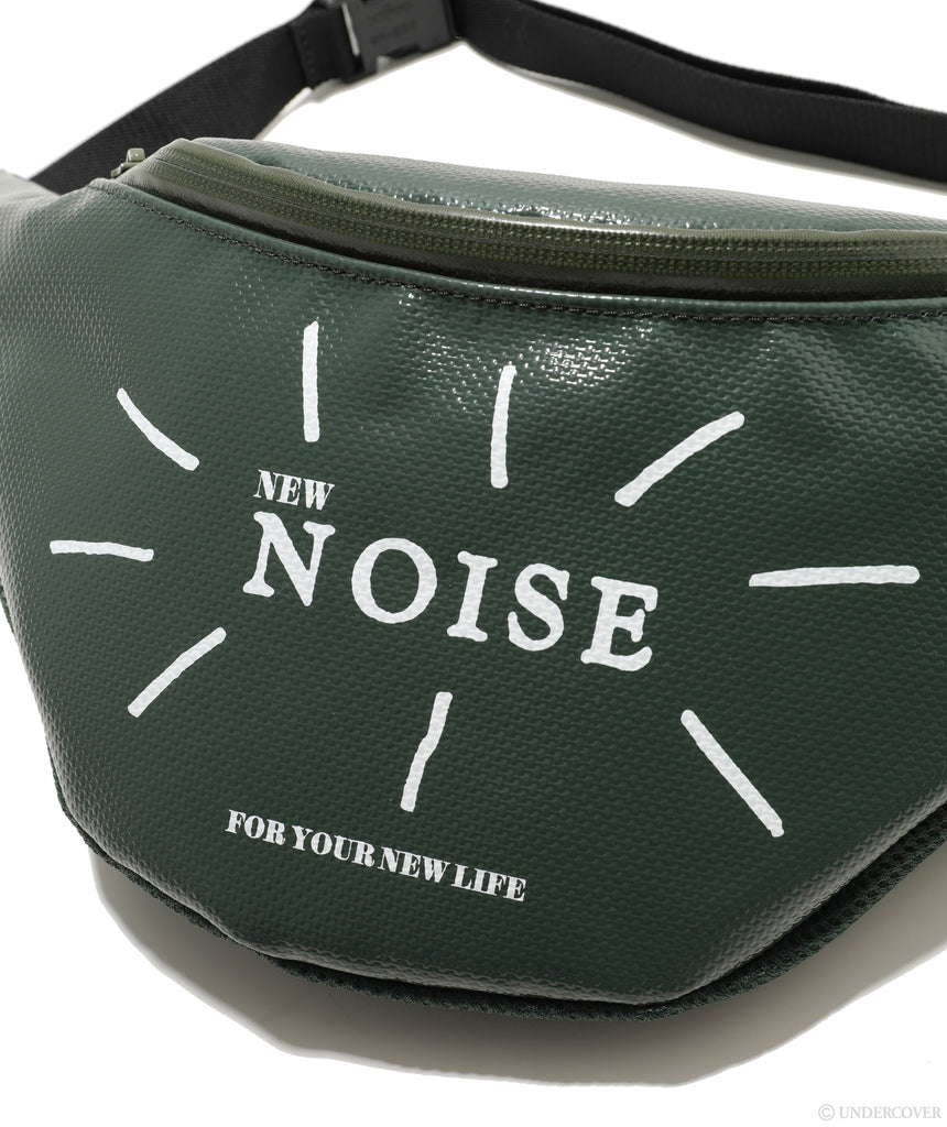 "UNDERCOVER ""Bag-UC1A4P01-1"" Dark Green"