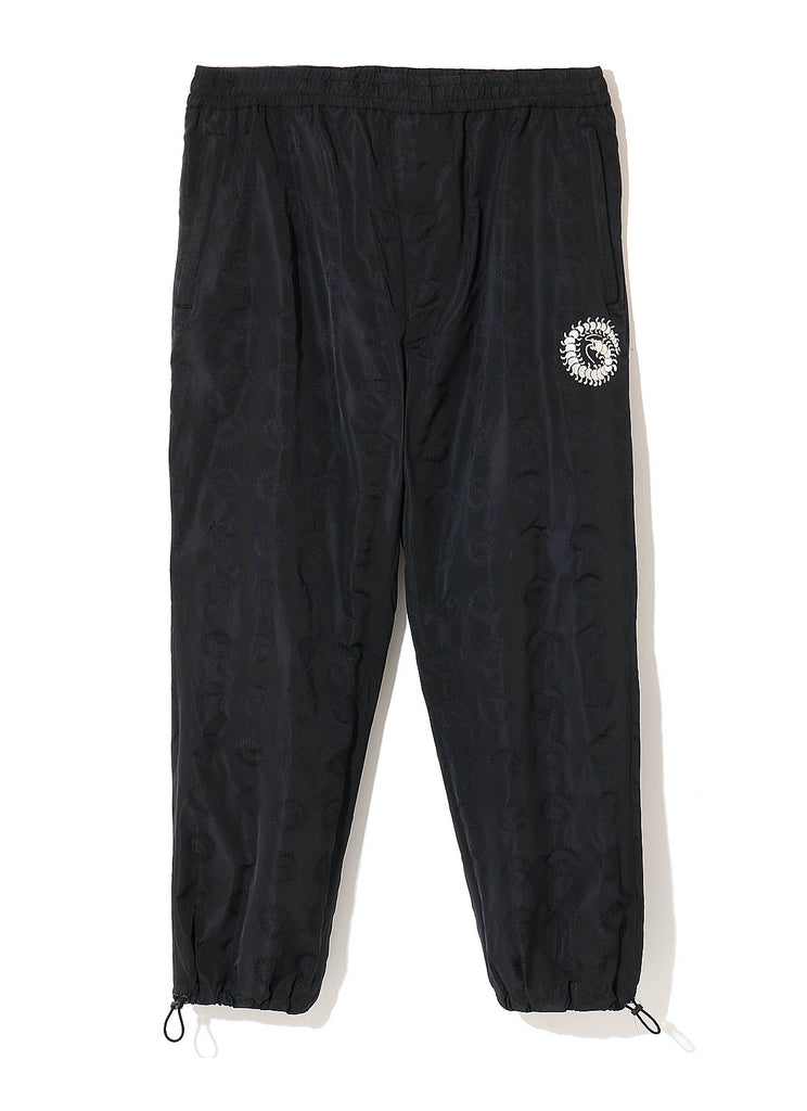 "UNDERCOVER ""UCZ4504-4 Jacquard Track Pants"" Black"