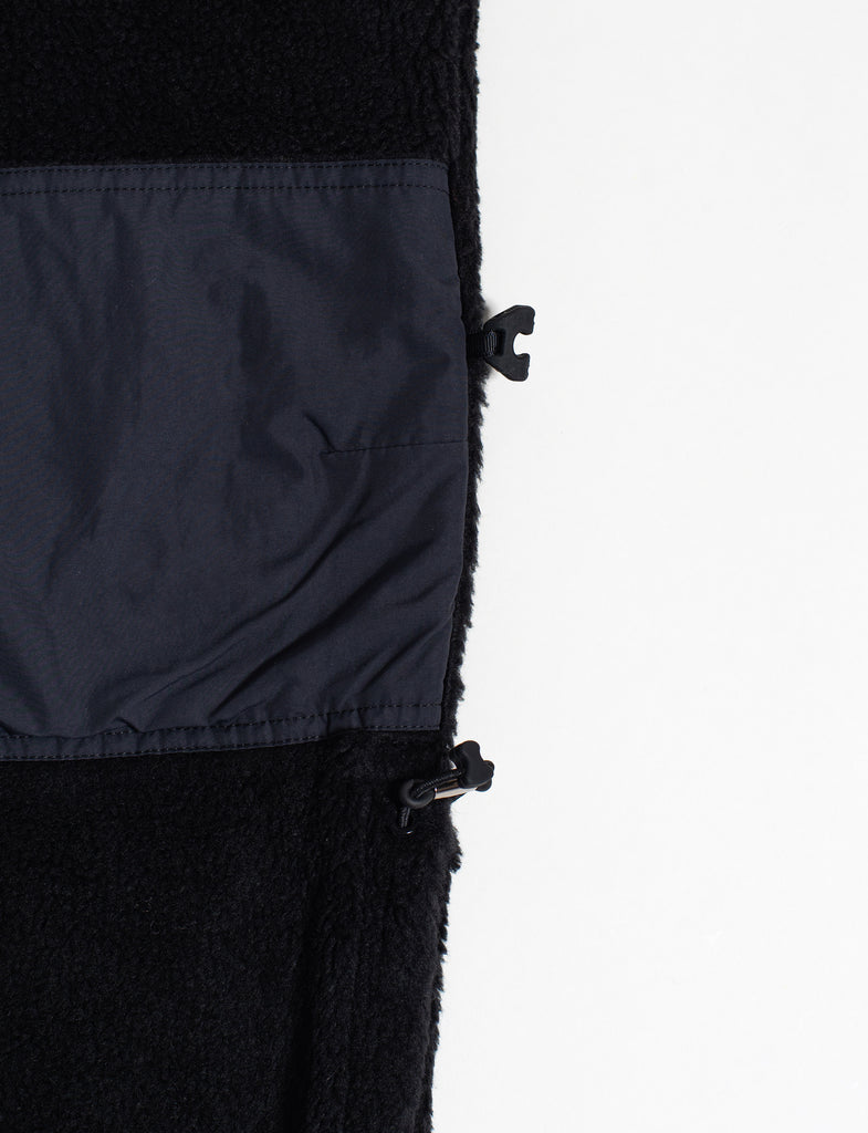 "UNDERCOVER ""Fleece Pants"" Black"