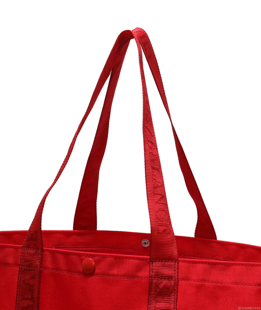 "UNDERCOVER ""UCZ4B11 Tote Bag"" Red"