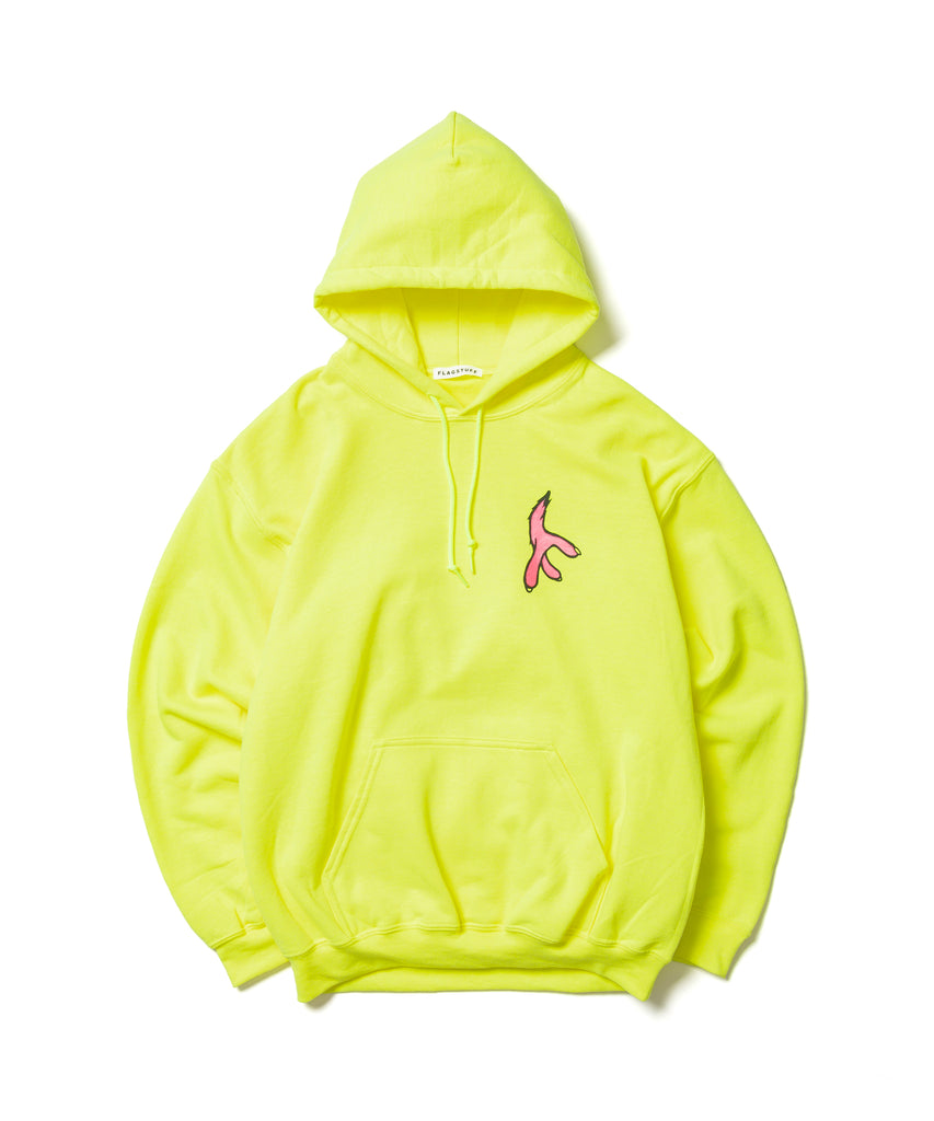 "Flagstuff ""Monster Hoodie"" Yellow"