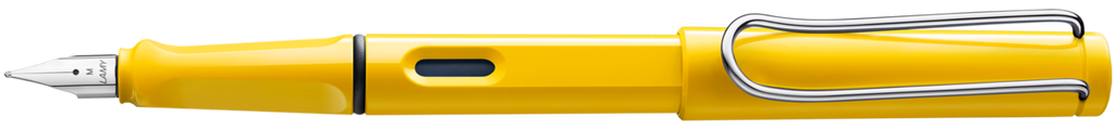 "LAMY ""Safari Fountain Pen"" Yellow"