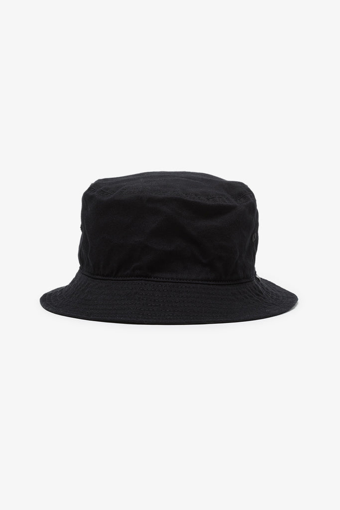 "Sandinista MFG ""Daily Bucket Hat"" Black"