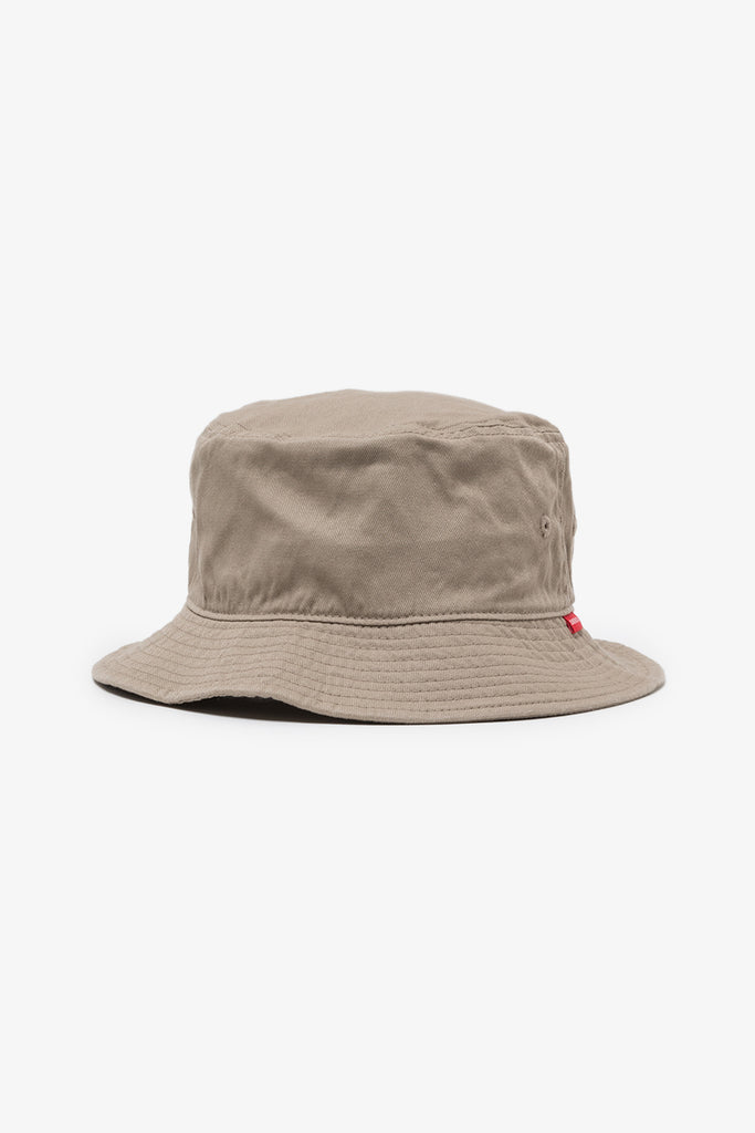 "Sandinista MFG ""Daily Bucket Hat"" Beige"