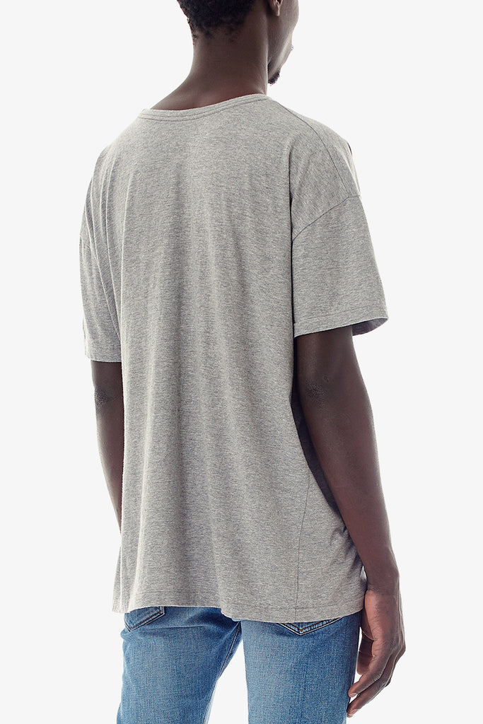 "Sandinista MFG ""Cadet Easy Fit Tee"" Gray"