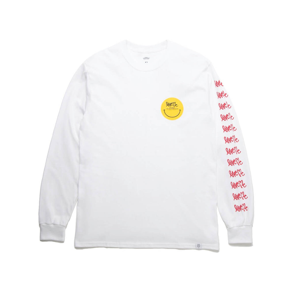 "Bedwin & The Heartbreakers ""Ross"" Long Sleeve Tee"