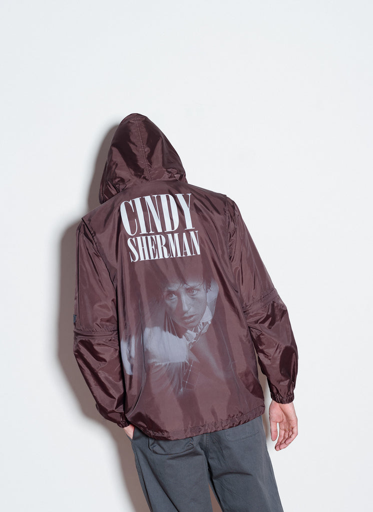 "UNDERCOVER ""Cindy Sherman Blouson"" Dark Brown"