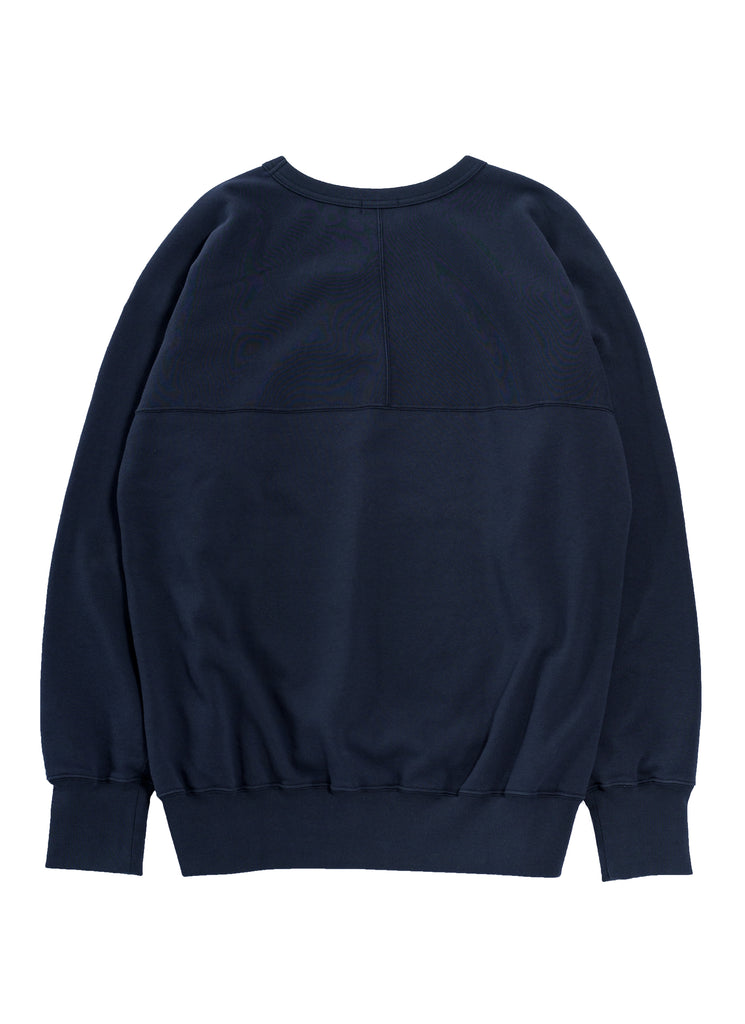 "nanamica ""Crew Neck Sweat Shirt"""