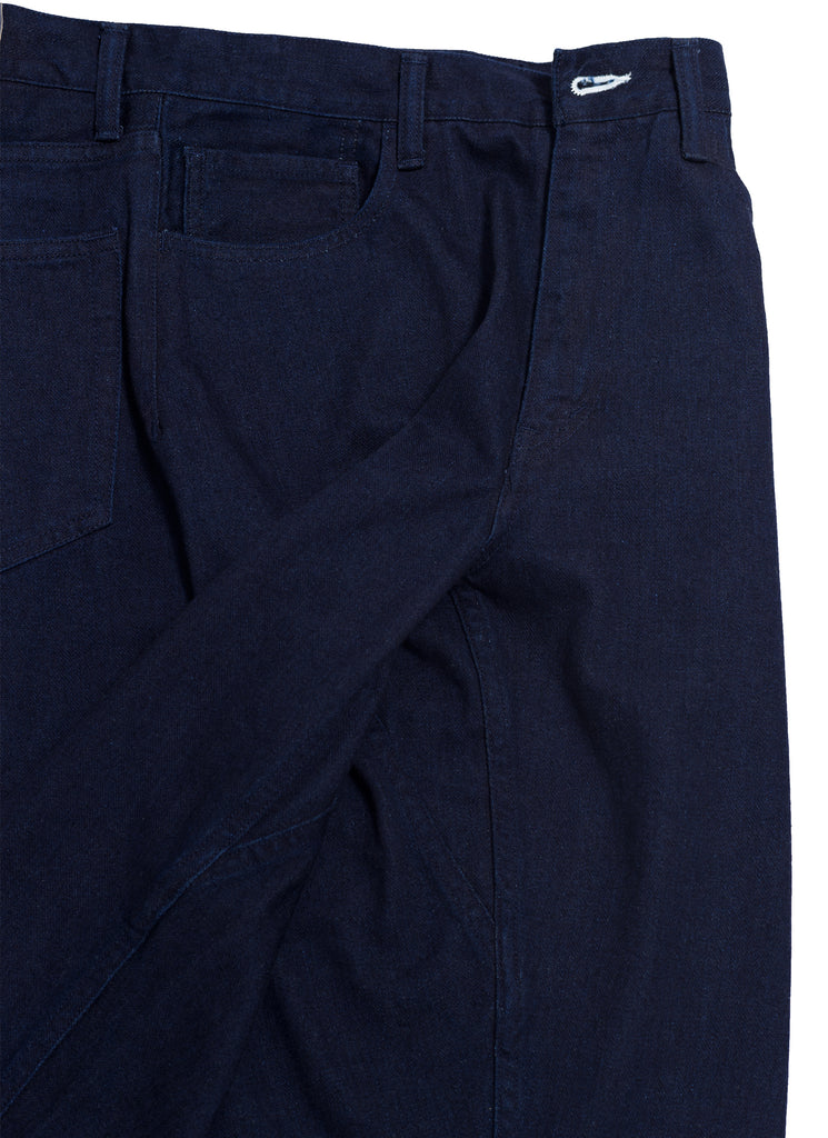 "nanamica ""5 Pocket Pants"" INDIGO"