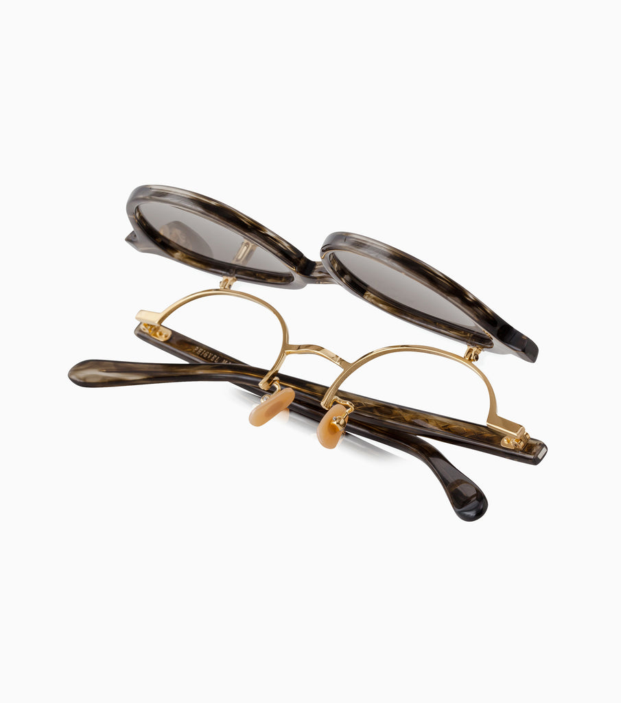 "PHIGVEL MAKERS & Co. ""Specs Artisan"" Marble Olive"