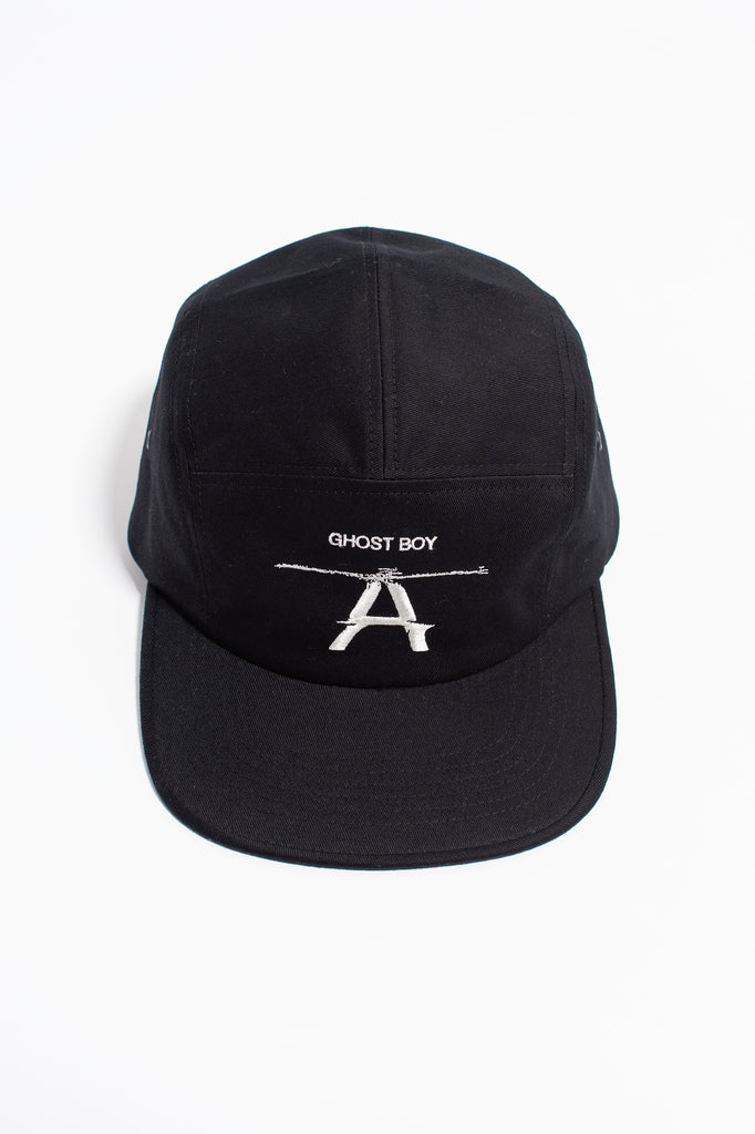 "UNDERCOVER ""Ghost Boy Hat"" Black"