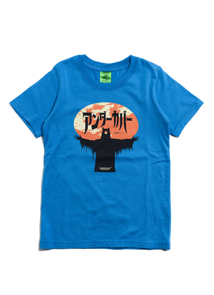 "UNDERCOVER ""Kids Tee-UC1A5804"" Blue"