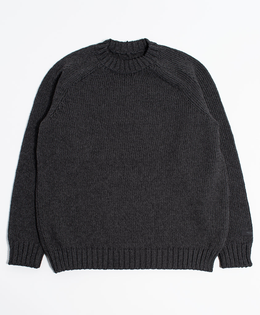 "UNDERCOVER ""UCY4901 Knit Sweater"" Charcoal"