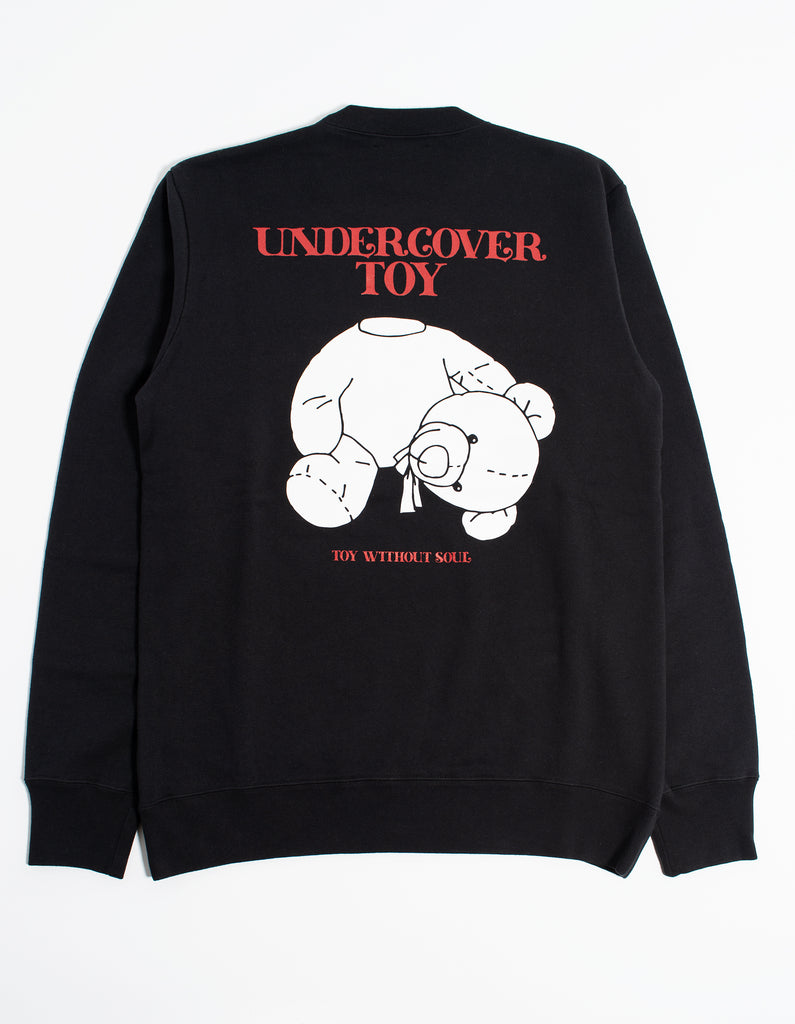 "UNDERCOVER ""UNDERCOVER Toy Sweat Shirt"" Black"