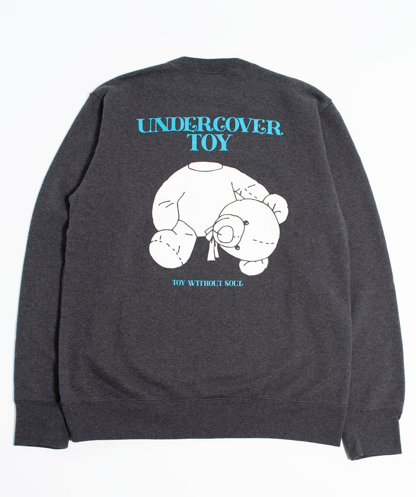 "UNDERCOVER ""UNDERCOVER Toy Sweat Shirt"" Charcoal"