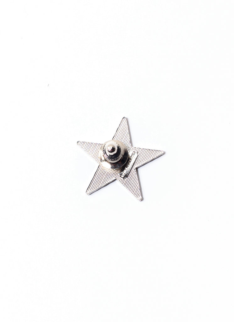"WACKO MARIA ""Pin-Star"" Black"