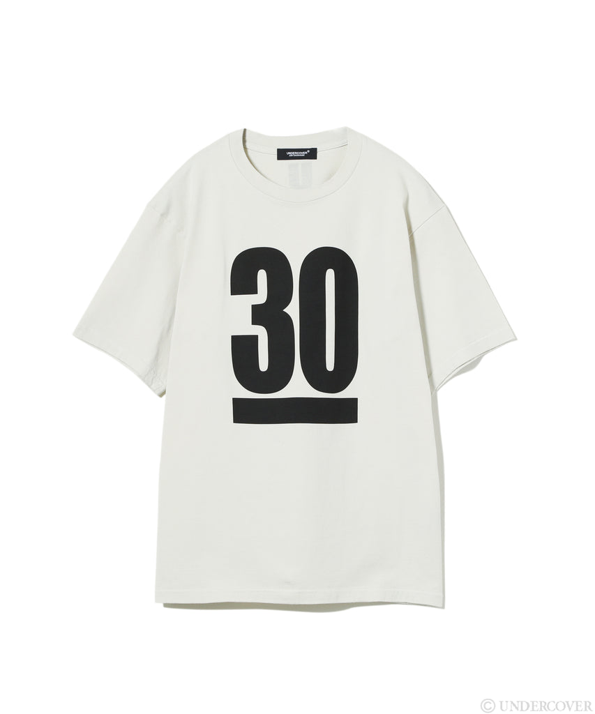"UNDERCOVER ""UCZ9811 - 30th Anniversary S/S Tee"" Light Beige"