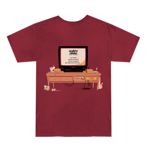 Hot Couch Nation T-Shirt