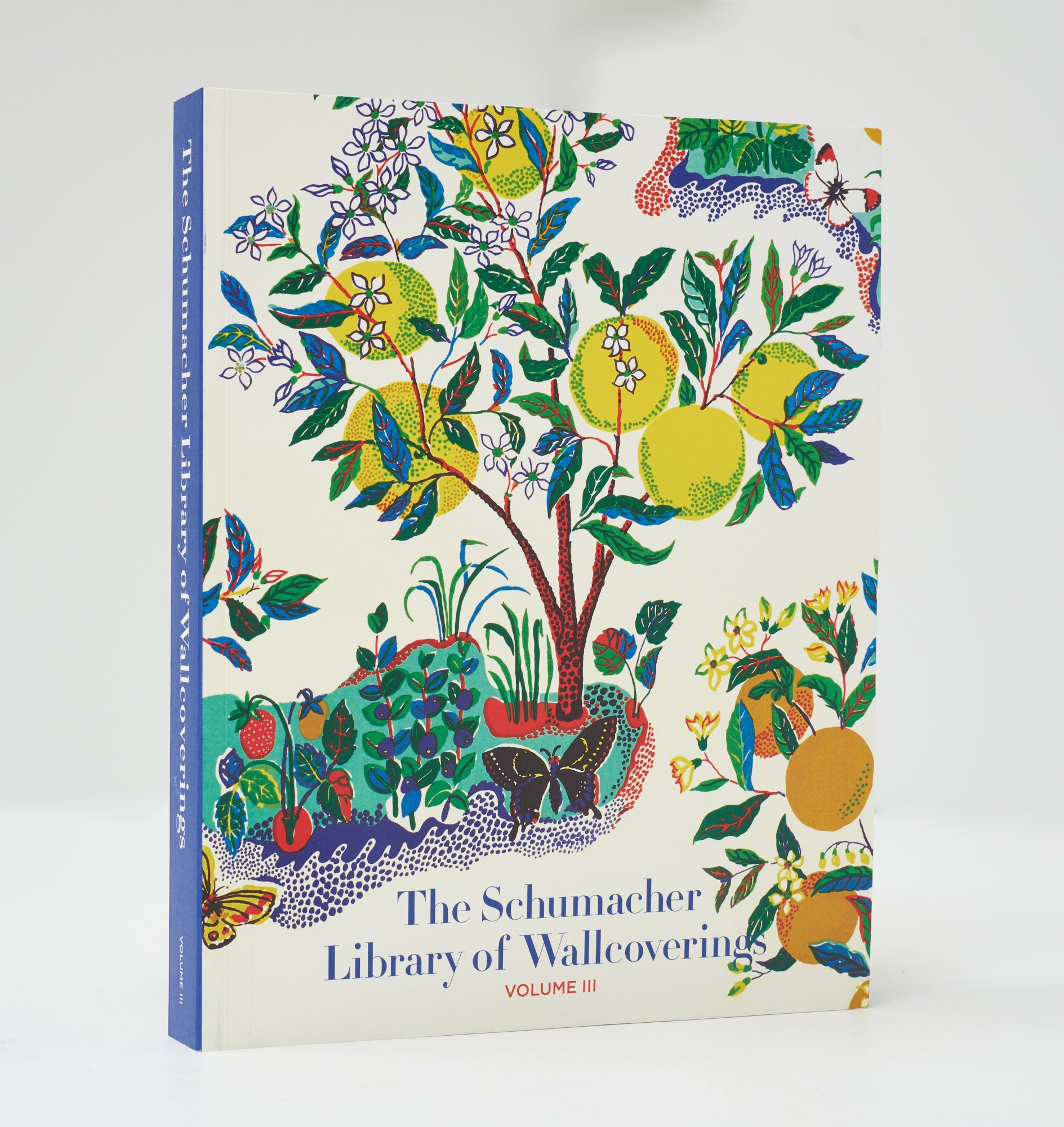 The Schumacher Library of Wallcoverings